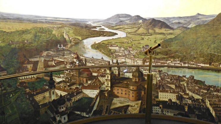 Salzburg-Panorama