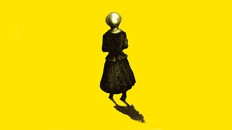 """Ausschnitt aus dem Cover von """"Das außergewöhnliche Leben eines Dienstmädchens namens PETITE, besser bekannt als Madame Tussaud"""""""