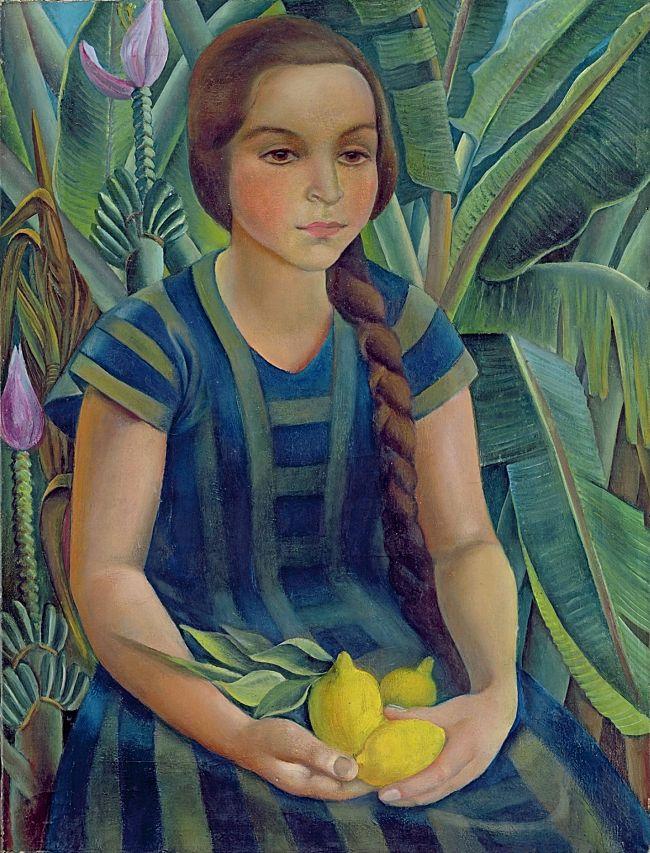Anita Rée, Teresina, um 1925