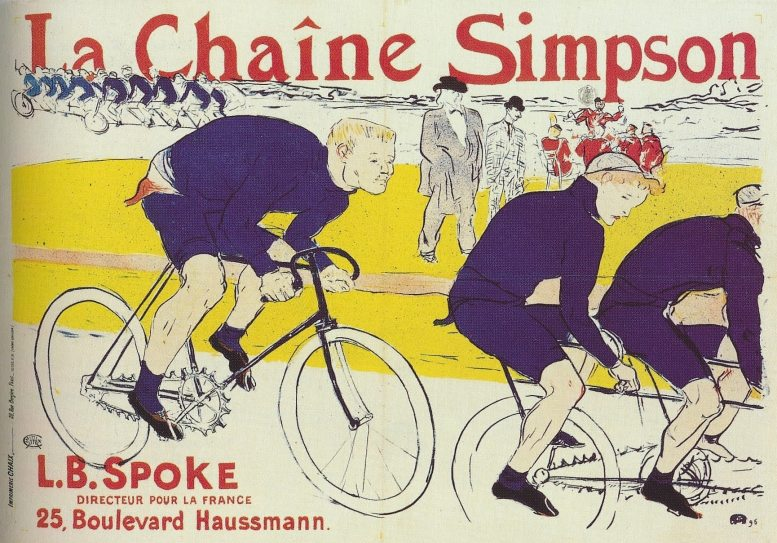 Fahrradplakat