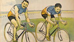 Motiv nach einem Plakat von Maurice Marodon, 1910