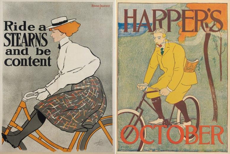 Fahrradplakate
