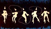"""Detail aus dem Notentitelblatt von """"The Radium Dance"""""""