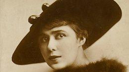 Maria Orska. Foto: Wilhelm Willinger, Berlin. ©KHM-Museumsverband