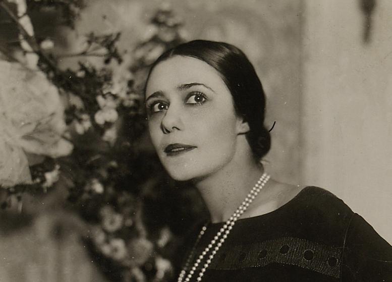 Maria Orska. Foto: Atelier Willinger, Wien. ©KHM-Museumsverband