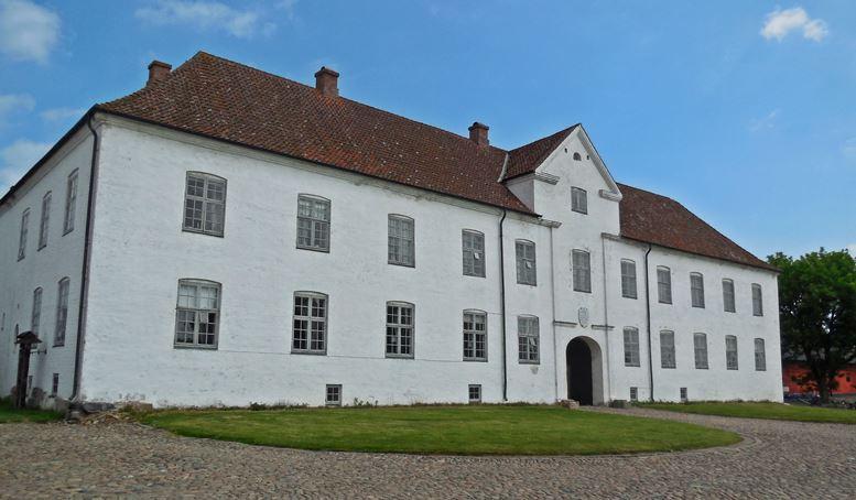 Haupthaus von Kloster Børglum