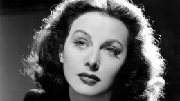 Hedy Lamarr im Film The Heavenly Body, 1944. Abb. Wikipedia