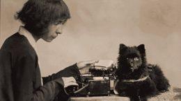 Alma M. Karlin, 1927. Foto Adolf Perissich. (Wikipedia)