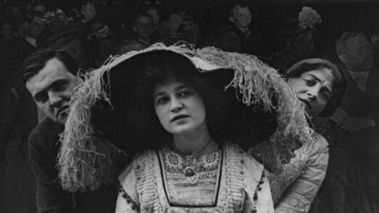 Ausschnitt aus dem Vorspann zu einem Stummfilm aus dem Jahr 1912 (Library of Congress, Washington)