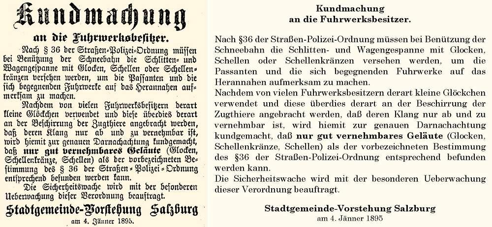 Salzburger Chronik, 7.1.1895, S. 4.